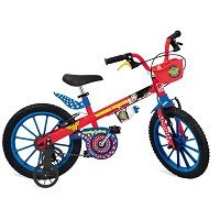 Produtos Kids - Comprar produtos para crianças e bebês em promoção: Bicicleta infantil Aro 16 DC Comics Liga da Justiça. http://produtoskids.blogspot.com.br/2016/03/bicicleta-infantil-aro-16-dc-comics.html