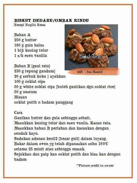 1000+ images about Roti kering on Pinterest | Florentine cookies, Cake ...