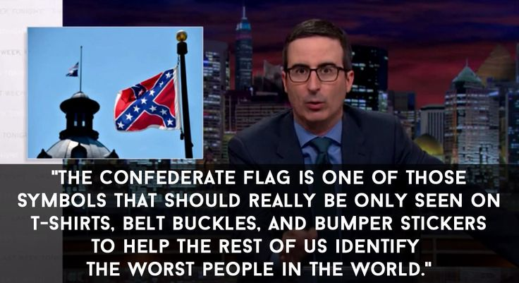 18 Times John Oliver Nailed It