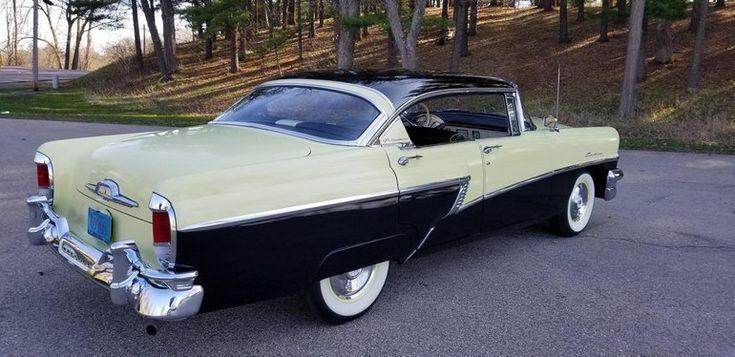 1956 mercury custom phaeton 4 dr hardtop cars for sale