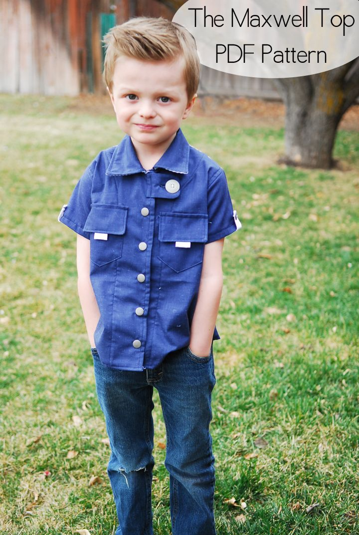 love this shirt, need to make it for JackBaby Boys Shirts Pattern, Rockabilly Baby, Buttons Up, Girls Toys, Big Boys, Shirt Sewing Patterns, Maxwell Shirts, Maxwell Tops, Shirts Sewing