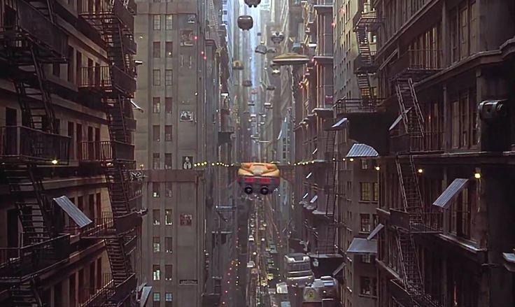 """Cine y Arquitectura: """"El Quinto Elemento"""""""