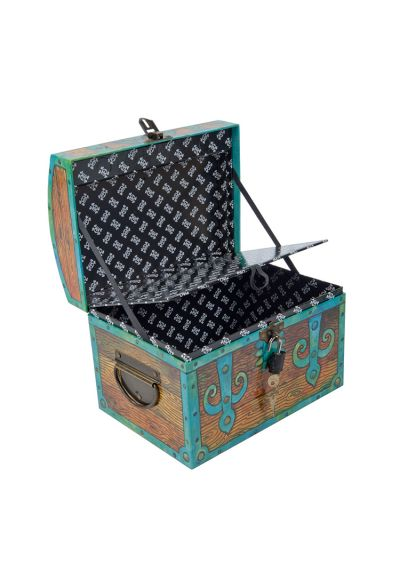 Pirate Treasure Chest - Kids - Home