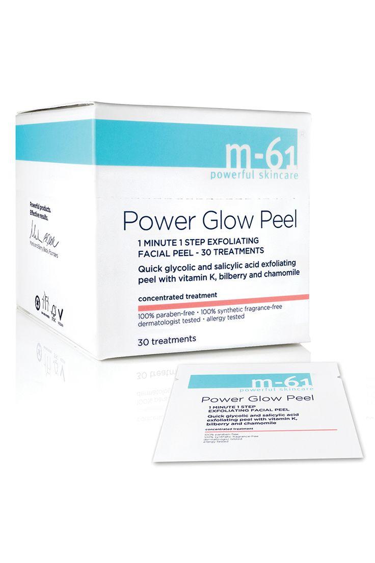 M-61 Power Glow Peel bluemercury.com $28