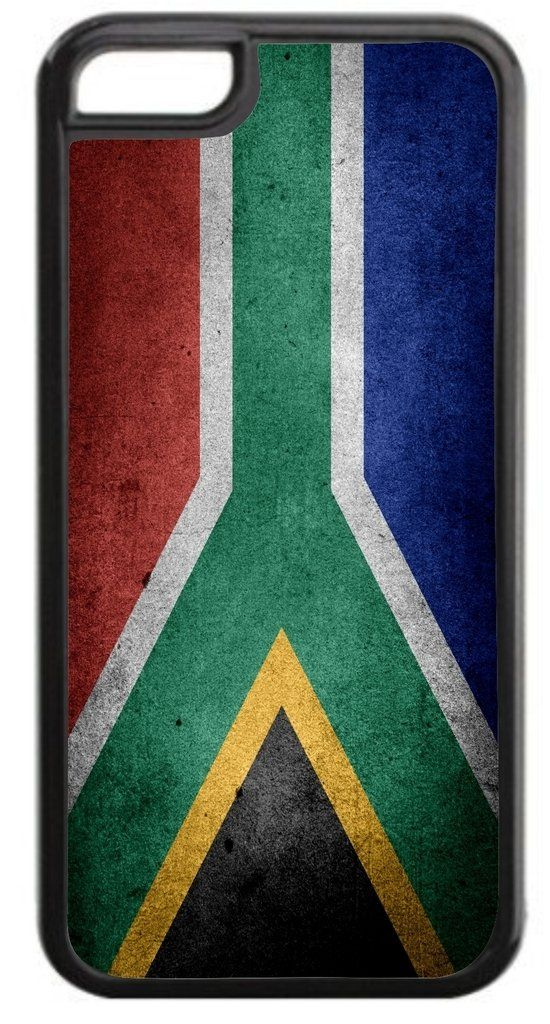 South African Flag Print Design Black Plastic Apple iPhone 7 Case Made in the U.S.A. High Quality Black Plastic Case for the Apple iPhone 7! THIS CASE IS NOT COMPATIBLE WITH THE APPLE IPHONE 7 PLUS (7+). Permanent Quality Vibrant Flat-Printed Image. No Textured or 3D Print. Quick Processing and Shipping! Ships from the U.S.A. High Level of Customer Service. Satisfaction Guaranteed or Replacement or Refund. Jack's Outlet Inc. is the Brand Owner and Manufacturer of this item. At Jack's…