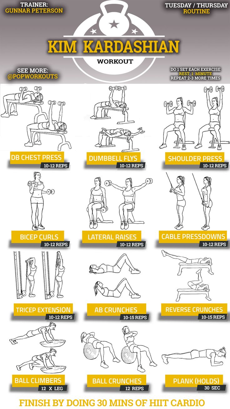 Whether it's six-pack abs, gain weight or weight loss, these workouts will help you reach your fitness goals. No gym or equipment neede