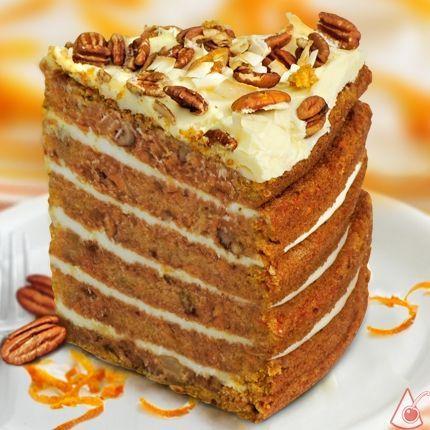Большой морковный торт | cheese-cake.ru