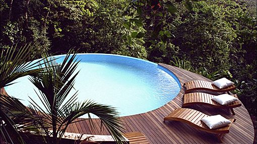 Have your own Costa Rica with Australian Plunge Pools