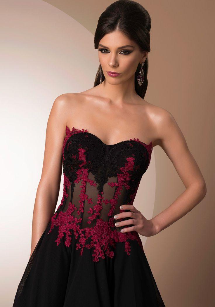 My Secret Beauty, sweetheart luxury cocktail dress, 2016 My Secret by Bien Savvy