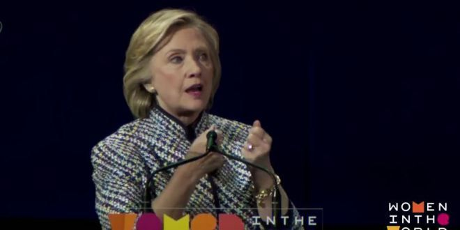 Hillar Clinton:  Americans must change their religious beliefs to suit me!!!!!! SHOCKING!