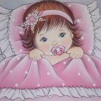 pinturas em tecidos de bonecas - Pesquisa Google