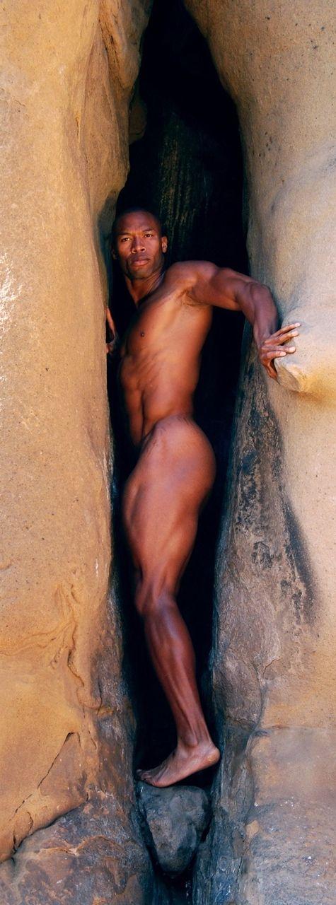 Black men naked uk