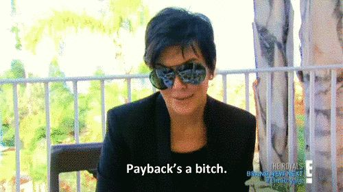 Pin for Later: 19 Kris Jenner Moments That Make You Crack Up Every Time When She Didn't Even Try to Sugarcoat It