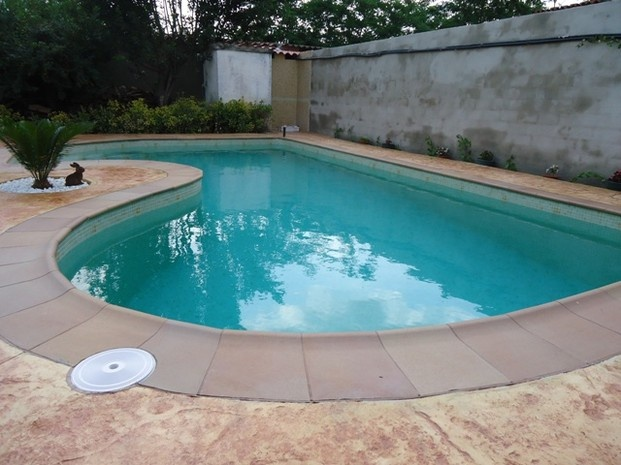383 best images about piscinas on pinterest gardens for Piscina 9x4