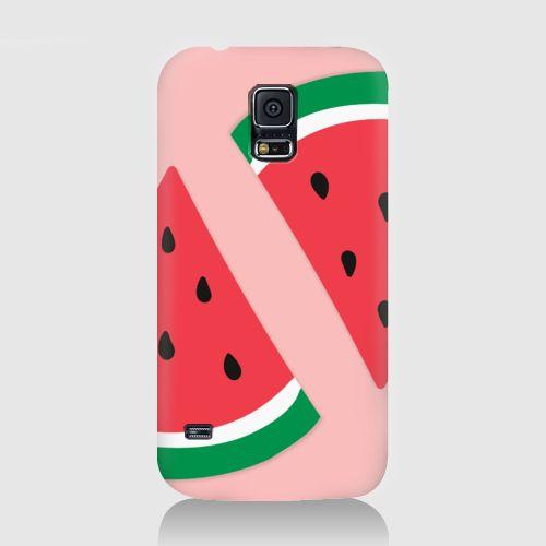 Pink Watermelon dari Tees.co.id oleh Mung Beans