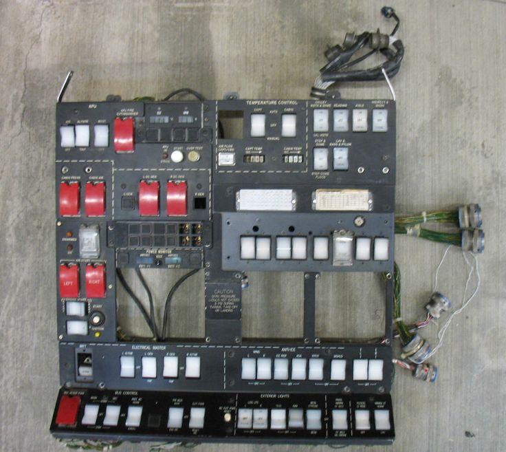 GULFSTREAM III Overhead Cockpit Panel in eBay Motors, Parts & Accessories, Aviation Parts & Accessories | eBay