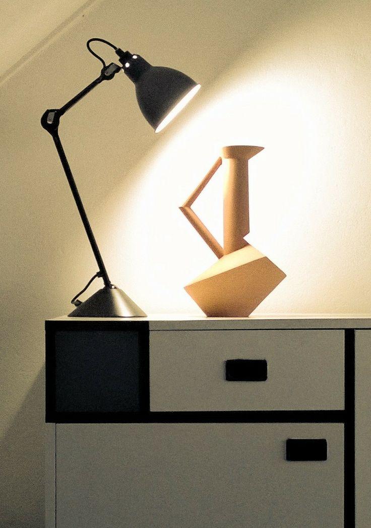 31 best lampe gras images on pinterest le corbusier lamps and club design. Black Bedroom Furniture Sets. Home Design Ideas