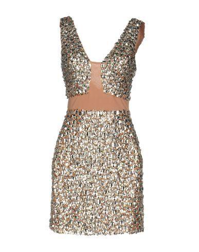 Prezzi e Sconti: Forever #unique vestito corto donna Rosa antico  ad Euro 420.00 in #Forever unique #Donna vestiti vestiti corti