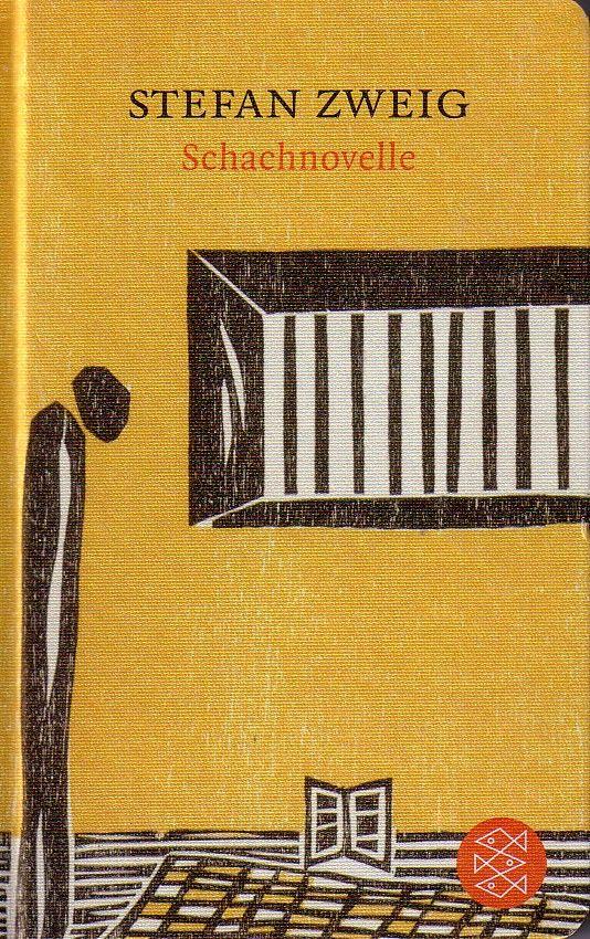 Schachnovelle by Stefan Zweig
