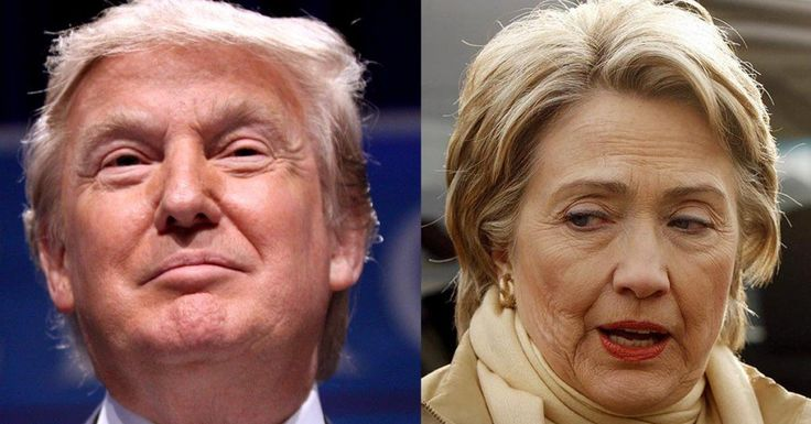 REPORT: Democrats Fear General Election Fight Between Hillary Clinton And Donald Trump  Jim Hoft Jan 4th, 2016