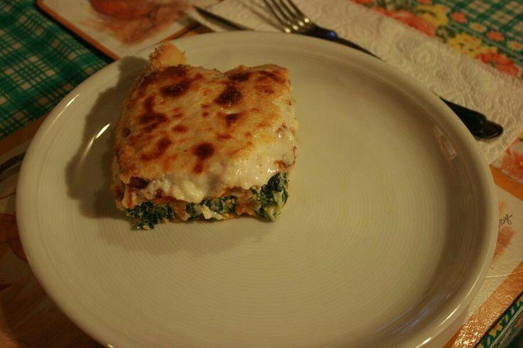 Cannelloni di ricotta e spinaci