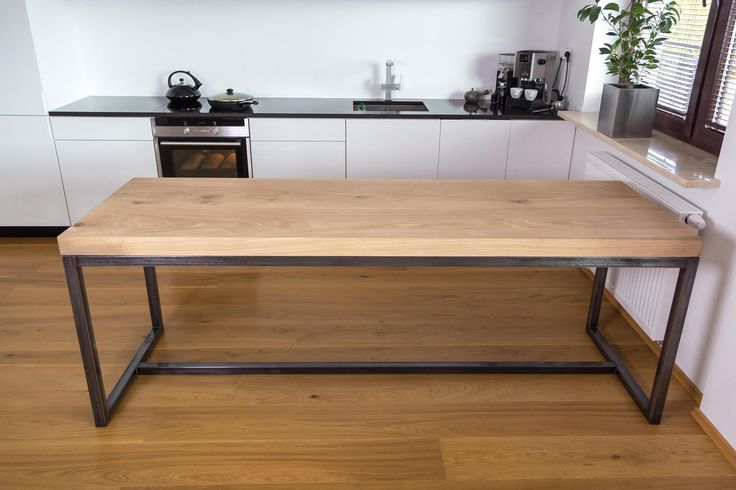 IN WOOD WE TRUST    https://www.facebook.com/inwoodwetrustpolska/    #oak #oaktable #table #woodtable #woodentable #woodenfurniture #design #diningtable #wooddesign #woodworking #woodporn #inwoodwetrust #kitchen #diningroom