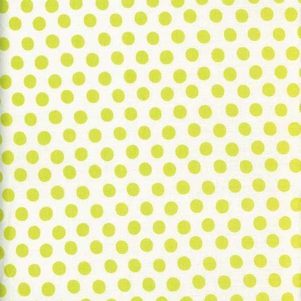Free Spirit Fabrics Kaffe Fassett Perennials Spot Dot Sprout | Quilting | Fabric