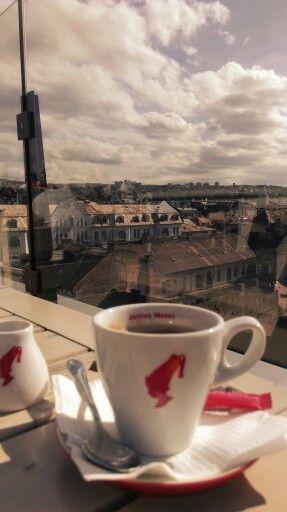 Best coffee in town !#Cluj #Klausen Rooftop