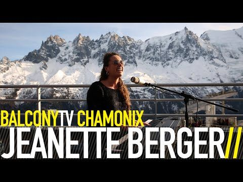 JEANETTE BERGER · a disconcerting simplicity · Videos · BalconyTV