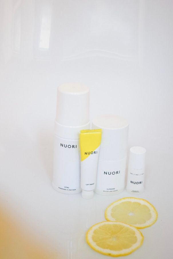 Paulinaadelmann Nuoriskincare Is A Scandinavian Brand That Manufactures Natural Care Products I 2020