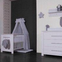 Babykamer Nick || Wit