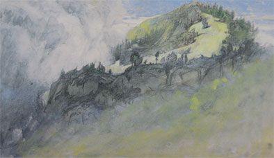 John Ruskin, Near Interlaken
