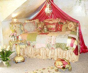 bohemian: Victorian Cottage
