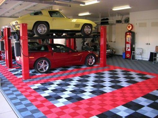 24 mejores im genes de cool garages en pinterest garaje for Garajes de ensueno