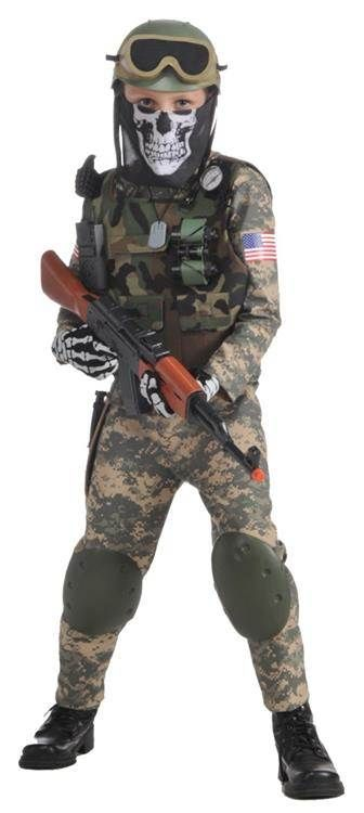 image result for call of duty costume ideas - Boys Army Halloween Costumes