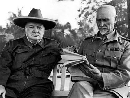 Friends: Churchill & Smuts