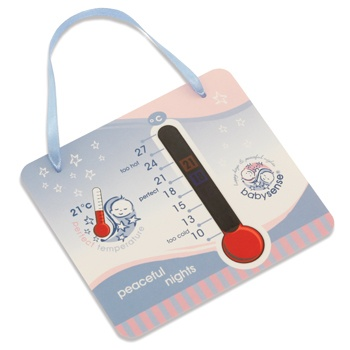 Baby's room thermometer from Baby Sense