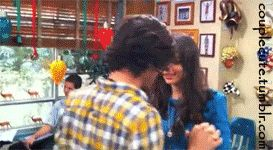 dancing victoria justice victorious avan jogia vavan #gif from #giphy