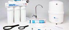 Sistema de osmosis inversa sin bomba