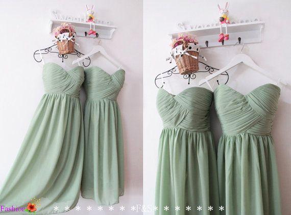 Light Gray Bridesmaid Dresses Knee Length Soft Tulle: Best 20+ Sage Bridesmaid Dresses Ideas On Pinterest
