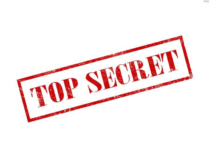 Fbi Clip Art | Top secret stamp and envelope