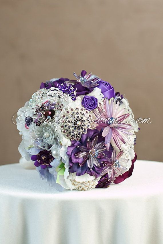 Ruby Blooms is pleased to offer You the highest quality brooch bouquets Designed for Bridal, Bridesmaids, Mother of the Bride, Flower Girls and