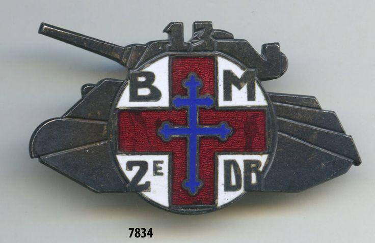 2eme DB, 13eme Bataillon Médical