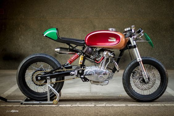 Mercenary: Ducati Single #Ducati #RadicalDucati #Mercenary #MercenaryGarage