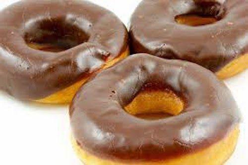 Se virando sem grana: Donut caseiro