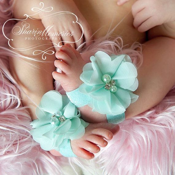 Hey, I found this really awesome Etsy listing at https://www.etsy.com/listing/244763359/aqua-barefoot-sandalsbaby-barefoot
