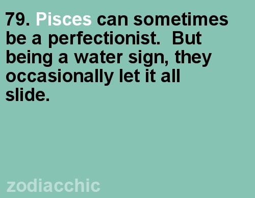 Pisces fact from ZodiacChic.