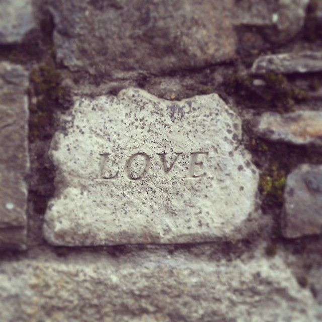 Lovely idea, built into a wall in Wicklow! #loveireland