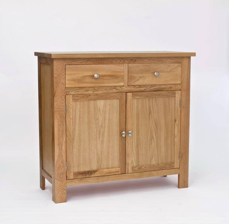 Lansdown Oak 2 Door 2 Drawer Sideboard http://solidwoodfurniture.co/product-details-oak-furnitures-2358-lansdown-oak-door-drawer-sideboard.html