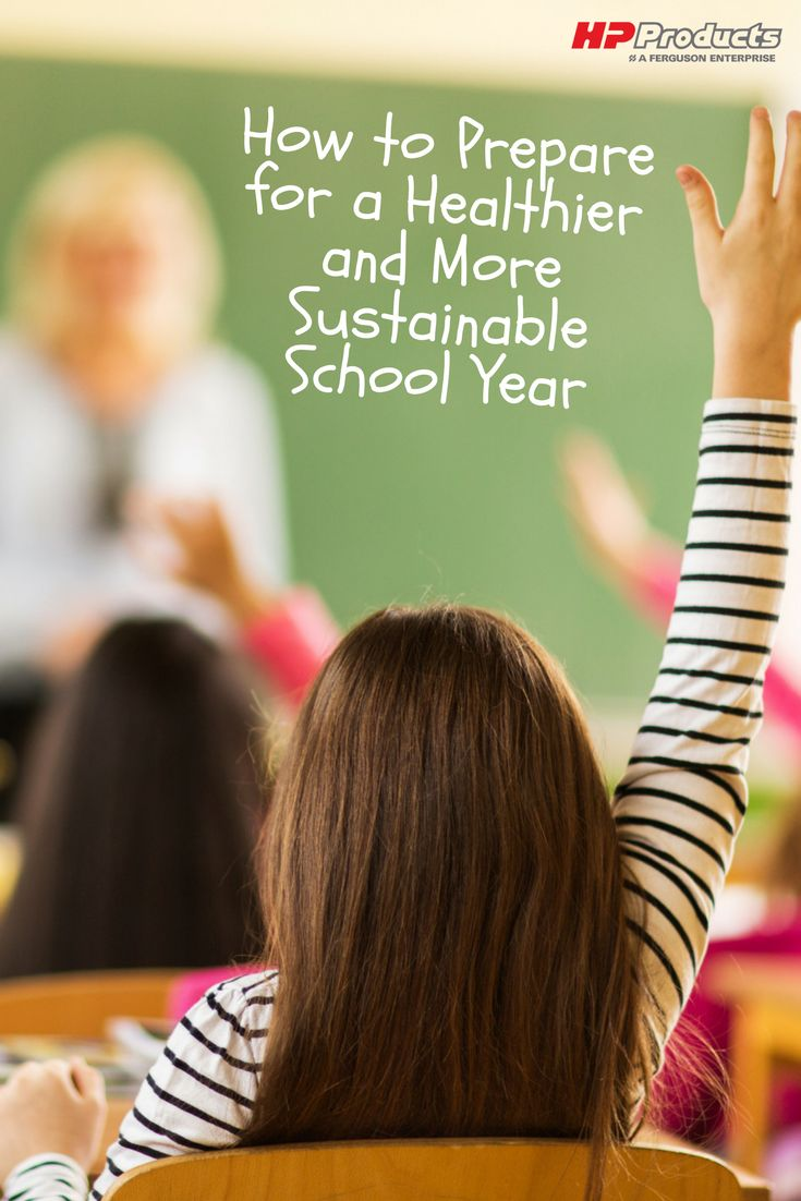 Here are some topics to consider as you move into your school's healthiest, most sustainable year yet.